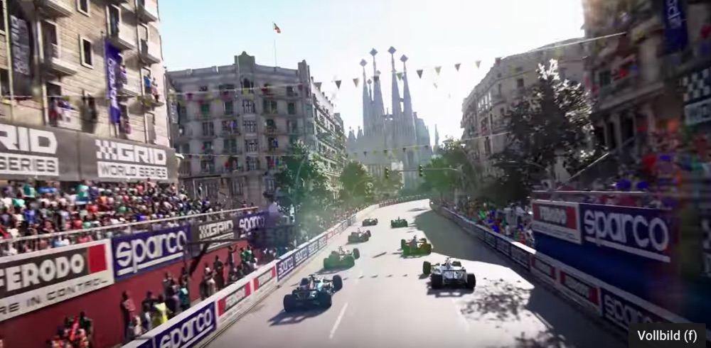 Grid  Qualmende Reifen, gewagte Manöver und knallharte Rennen – Motorsport  Extraklasse!