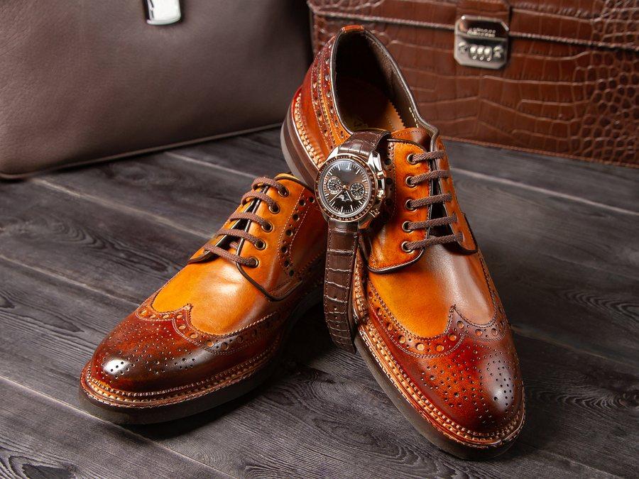 Pflegetipps  für Glattleder Schuhe