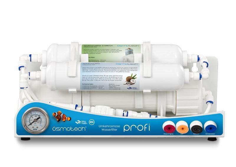 Nie wie Wasser schleppen  So hilft dir eine Osmoseanlage zu bestem Trinkwasser