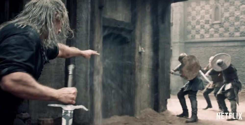 The Witcher  Netflix kündigt Season 2 noch vor Serien-Premiere an!