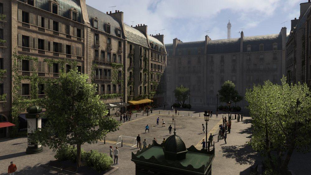 FIFA2020 Volta Paris
